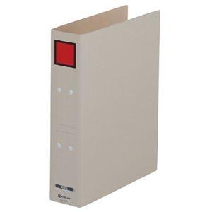 その他 (まとめ) キングジム 保存ファイル ドッチ A4タテ 500枚収容 背幅65mm ピクト赤 4075 1冊 【×30セット】 ds-2239305