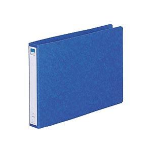 その他 (まとめ) リヒトラブ リングファイル(ツイストリング) A4ヨコ 2穴 200枚収容 背幅35mm 藍 F-833UN-5 1冊 【×30セット】 ds-2239325