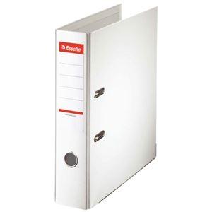 その他 (まとめ) エセルテ レバーアーチファイル A4タテ550枚収容 背幅75mm ホワイト 20019 1冊 【×30セット】 ds-2239794