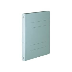 その他 (まとめ) TANOSEE丈夫なフラットファイル[HD] A4タテ 200枚収容 背幅23mm ブルー 1パック(10冊) 【×30セット】 ds-2239988