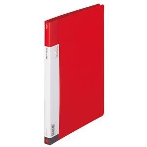 その他 (まとめ) ライオン事務器 PPパームファイル強化Z式 A4タテ 120枚収容 背幅17mm 赤 PF-283 1冊 【×30セット】 ds-2240007