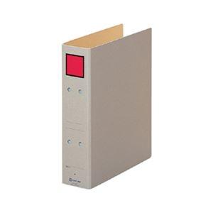 その他 (まとめ) キングジム 保存ファイル B5タテ500枚収容 50mmとじ 背幅65mm ピクト赤 4355 1冊 【×30セット】 ds-2240194