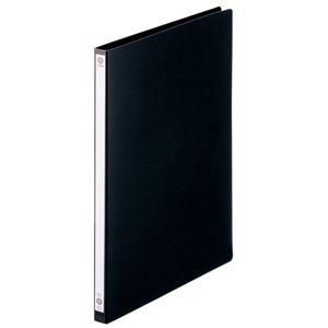 その他 (まとめ) ライオン事務器 パームファイル 強化Z式A4タテ 120枚収容 背幅18mm 黒 No.85-A4S 1冊 【×30セット】 ds-2240231