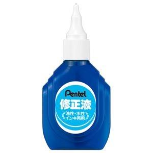 その他 (まとめ) ぺんてる 修正液 油性・水性インキ両用 ZL1-WK 1本 【×30セット】 ds-2240546