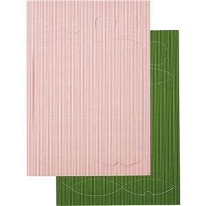 【送料無料】(まとめ) ヒサゴ リップルボード 薄口 型抜きギフトBOX ピンク・グリーン RBUT4 1パック 【×30セット】 (ds2241038) その他 (まとめ) ヒサゴ リップルボード 薄口 型抜きギフトBOX ピンク・グリーン RBUT4 1パック 【×30セット】 ds-2241038