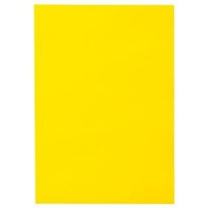 その他 (まとめ) TANOSEE 色画用紙 四つ切 ひまわり 1パック(10枚) 【×30セット】 ds-2241046