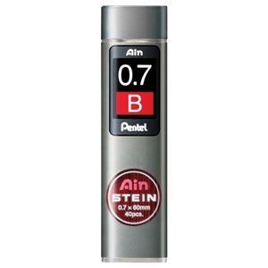 その他 (まとめ) ぺんてる シャープ SHARP替芯 アイン シュタイン 0.7mm B C277-B 1個(40本) 【×50セット】 ds-2242353