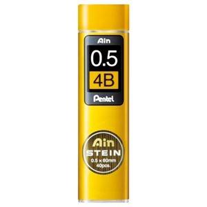 その他 (まとめ) ぺんてる シャープ SHARP替芯 アイン シュタイン 0.5mm 4B C275-4B 1個(40本) 【×50セット】 ds-2242362
