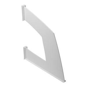 その他 (まとめ) ソニック 仕切板 タテ型ファイルボックス用 ホワイト FB-756-W 1枚 【×50セット】 ds-2242547