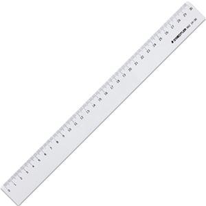 その他 (まとめ) ステッドラー 直線定規 片側目盛り付き30cm 962 24-30 1個 【×50セット】 ds-2243102