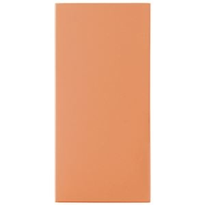 その他 (まとめ) ライオン事務器カラーポケットホルダー(紙製) 3つ折りタイプ(見開きA4判) オレンジ PH-63C 1冊 【×50セット】 ds-2243327