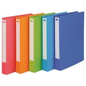 その他 (まとめ) ビュートン リングファイル e.s.A4タテ 2穴 200枚収容 背幅36mm ピンク ESR-A4-P 1冊 【×50セット】 ds-2243523