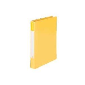 その他 (まとめ) ビュートン リングファイル A4タテ2穴 220枚収容 背幅36mm イエロー SRF-A4-Y 1冊 【×50セット】 ds-2243527