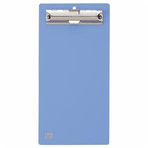 その他 (まとめ) ライオン事務器 PETカラー用箋挟伝票サイズ ブルー No.110K 1枚 【×50セット】 ds-2243813