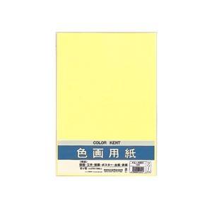 その他 (まとめ) マルアイ 色画用紙 八ツ切 クリームPエ-N82C 1パック(10枚) 【×50セット】 ds-2243850