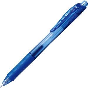 その他 (まとめ) ぺんてる ゲルインキボールペンエナージェル・エックス 0.3mm 青 BLN103-C 1本 【×100セット】 ds-2244845