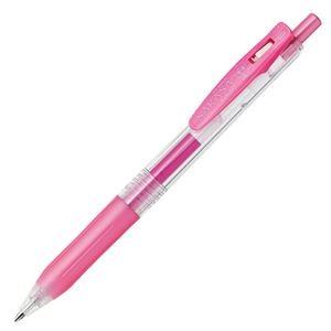 その他 (まとめ) ゼブラ ゲルインクボールペン サラサクリップ 1.0mm シャイニーピンク JJE15-SP 1本 【×100セット】 ds-2244934