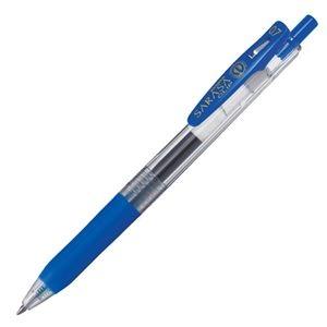 その他 (まとめ) ゼブラ ゲルインクボールペン サラサクリップ 0.7mm 青 JJB15-BL 1本 【×100セット】 ds-2244941
