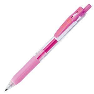 その他 (まとめ) ゼブラ ゲルインクボールペン サラサクリップ 0.3mm ライトピンク JJH15-LP 1本 【×100セット】 ds-2245015