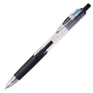 その他 (まとめ) ゼブラ 油性ボールペン スラリ 0.5mm 黒 BNS11-BK 1本 【×100セット】 ds-2245056