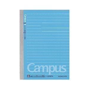 その他 (まとめ) コクヨキャンパスノート(ドット入り罫線) A6 B罫 48枚 ノ-221BTN 1冊 【×100セット】 ds-2245348