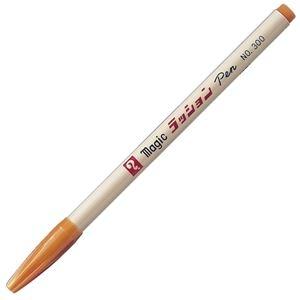 その他 (まとめ) 寺西化学 水性サインペン マジックラッションペンNo.300 橙 M300-T7 1本 【×300セット】 ds-2245781