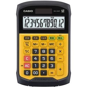 1台 12桁ミニジャストタイプ 防水・防塵電卓 WM-320MT-N その他 【×5セット】 (まとめ) カシオ ds-2221141