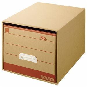 その他 (まとめ) ライオン事務器 文書保存箱 A4用内寸W325×D420×H285mm SCB-12 1個 【×5セット】 ds-2221265