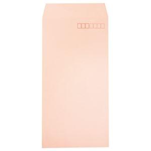 その他 (まとめ) ハート 透けないカラー封筒 長3 80g/m2 パステルピンク XEP292 1セット(500枚:100枚×5パック) 【×5セット】 ds-2221304