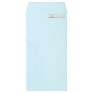 その他 (まとめ) ハート 透けないカラー封筒 長3 80g/m2 パステルブルー XEP291 1セット(500枚:100枚×5パック) 【×5セット】 ds-2221306
