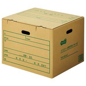 その他 (まとめ) TANOSEE 文書保存箱 B4・A3用 内寸:W455×D396×H327mm 1パック(10個) 【×5セット】 ds-2221528