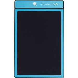 その他 (まとめ) キングジム 電子メモパッド ブギーボード青 BB-1GX 1台 【×5セット】 ds-2221680