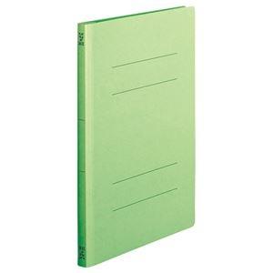 その他 (まとめ) TANOSEE フラットファイル(スタンダードカラー) A4タテ 150枚収容 背幅18mm 緑 1セット(100冊:10冊×10パック) 【×5セット】 ds-2223057