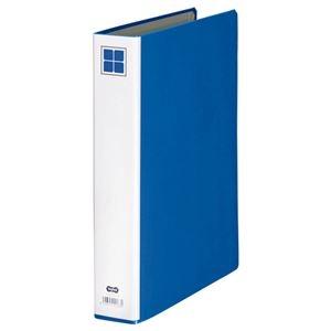その他 (まとめ) TANOSEE 片開きパイプ式ファイルE A4タテ 300枚収容 背幅56mm 青 1セット(10冊) 【×5セット】 ds-2223088