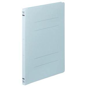 その他 (まとめ) TANOSEE フラットファイルE A4タテ 150枚収容 背幅18mm ブルー 1セット(100冊:10冊×10パック) 【×5セット】 ds-2223115