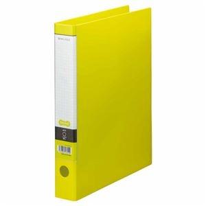 その他 (まとめ) TANOSEE Oリングファイル A4タテ 2穴 250枚収容 背幅44mm ライトグリーン 1セット(10冊) 【×5セット】 ds-2223126