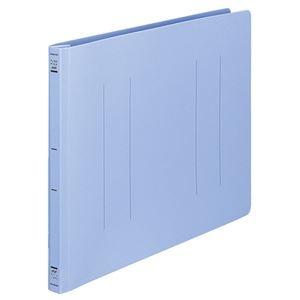 その他 (まとめ) コクヨ フラットファイル(PP) B4ヨコ 150枚収容 背幅20mm 青 フ-H19B 1セット(10冊) 【×5セット】 ds-2223130