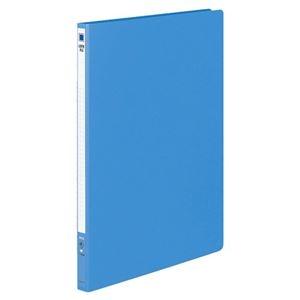 その他 (まとめ) コクヨ レバーファイル(MZ) A4タテ100枚収容 背幅20mm 青 フ-300NB 1セット(10冊) 【×5セット】 ds-2223322