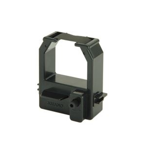 その他 (まとめ) アマノ タイムレコーダー用インクリボンカセット 黒 CE-320050 1個 【×5セット】 ds-2223522