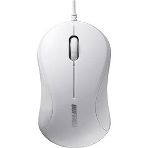 【送料無料】(まとめ) バッファロー 有線PS2 光学式マウス3ボタンタイプ ホワイト BSMOP050WHZ 1個 【×10セット】 (ds2223920) その他 (まとめ) バッファロー 有線PS2 光学式マウス3ボタンタイプ ホワイト BSMOP050WHZ 1個 【×10セット】 ds-2223920