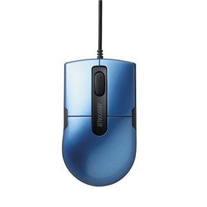 【送料無料】(まとめ) バッファロー 有線BlueLEDマウス静音 3ボタン Sサイズ ブルー BSMBU26SSBL 1個 【×10セット】 (ds2223936) その他 (まとめ) バッファロー 有線BlueLEDマウス静音 3ボタン Sサイズ ブルー BSMBU26SSBL 1個 【×10セット】 ds-2223936