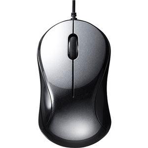 その他 (まとめ) バッファロー 有線 BlueLED 静音3ボタンマウス ブラック BSMBU100BK 1個 【×10セット】 ds-2223950