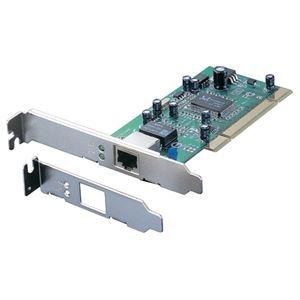 その他 バッファロー PCIバス用 LANボード 1000BASE-T・100BASE-TX・10BASE-T対応 LGY-PCI-GT 1個 【×10セット】 ds-2224632