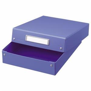 その他 (まとめ) ライオン事務器 デスクトレー A4ブルー DT-13C 1個 【×10セット】 ds-2225555