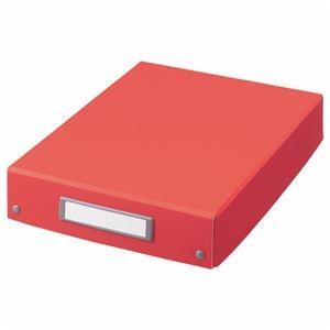 その他 (まとめ) ライオン事務器 デスクトレー A4レッド DT-13C 1個 【×10セット】 ds-2225556
