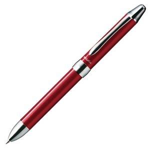 その他 (まとめ) ぺんてる 多機能ペン ビクーニャEX 2+S (軸色 レッド) XBXW1375B 1本 【×10セット】 ds-2226350