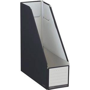 その他 (まとめ) コクヨ ファイルボックス(NEOS)スタンドタイプ A4タテ 背幅102mm ブラック フ-NEL450D 1セット(10冊) 【×10セット】 ds-2226706