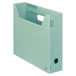 その他 (まとめ) コクヨファイルボックス-FS(Fタイプ) A4ヨコ 背幅75mm 緑 A4-SFFN-G 1セット(5冊) 【×10セット】 ds-2226777