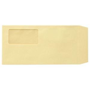その他 (まとめ) TANOSEE 窓付封筒 ワンタッチテープ付 長3 70g/m2 クラフト 1パック(100枚) 【×10セット】 ds-2227113