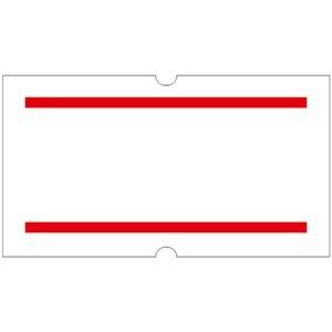 その他 (まとめ) サトー SP用ラベル 赤2本線 219999042 1パック(10巻) 【×10セット】 ds-2228422